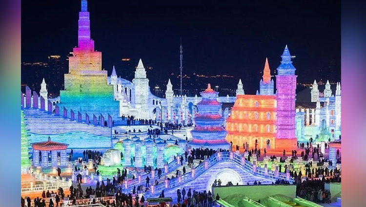 These 10 Breathtaking Photos From Harbin Snow
