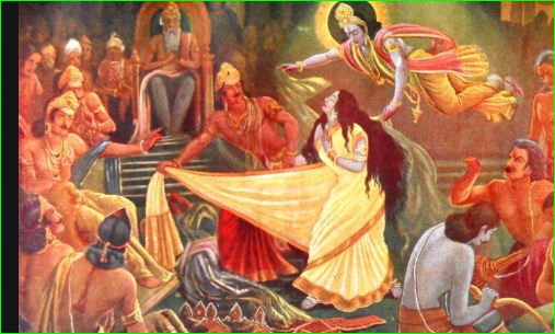 why bhism pitamah did not protect draupadi