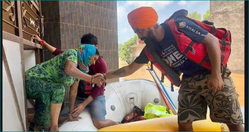 Khalsa Aid nominated for Nobel Peace Prize