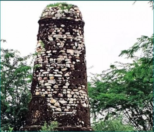Rajasthan Mughal era minars sarai quilA discovered on NH8