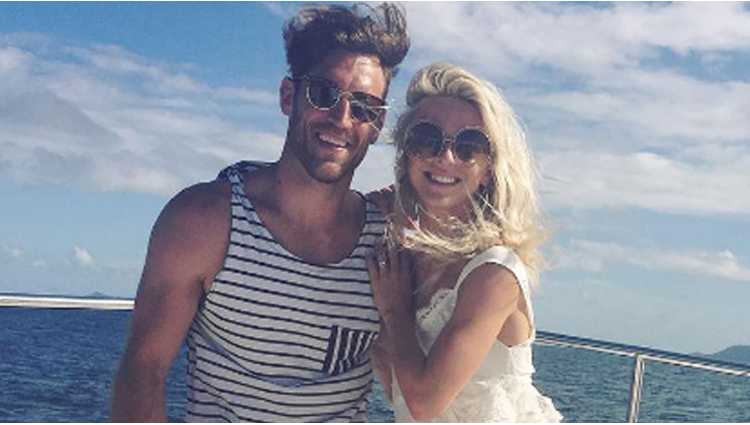 Julianne Hough and Brooks Laich share honeymoon photos