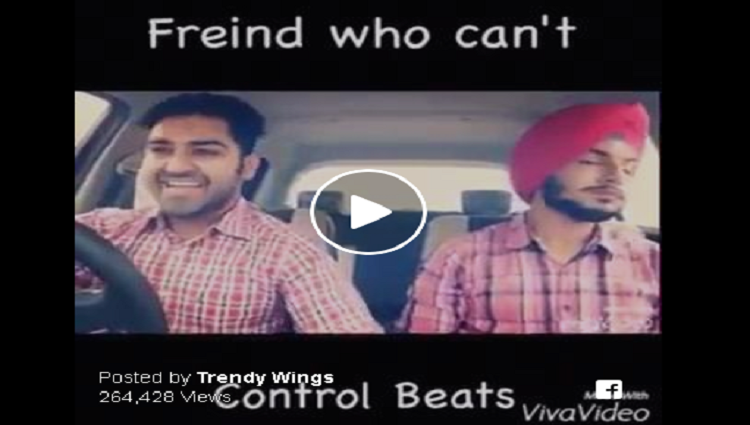 this video for those friend who cant control on beats
