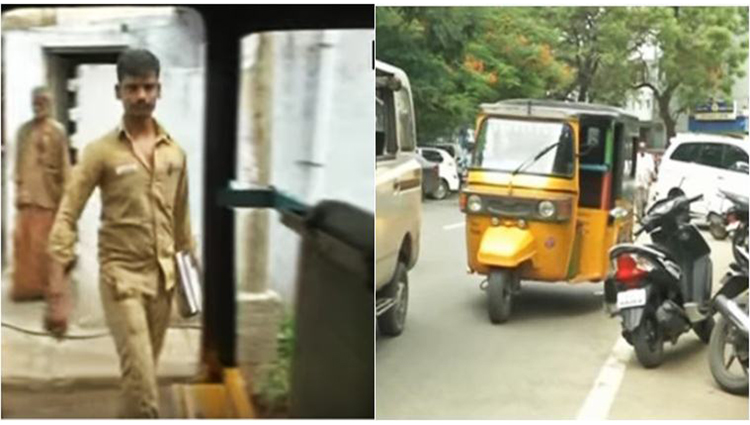 Coimbatore auto driver offers free rides to pregnant women and kids