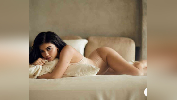 Kylie Jenner sizzles in a skimpy bikini for GQ Mexico
