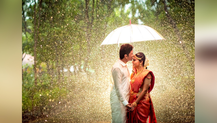 relation between rain and marriage