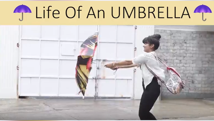 Girliyapa Thug wife Life of an umbrella