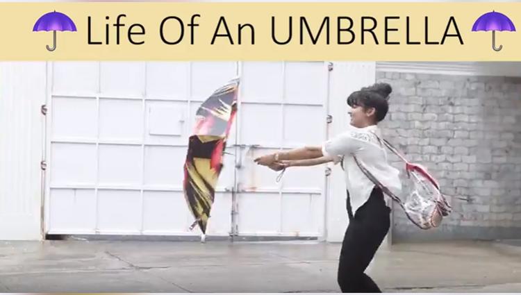 Girliyapa Thug wife Life of an umbrella