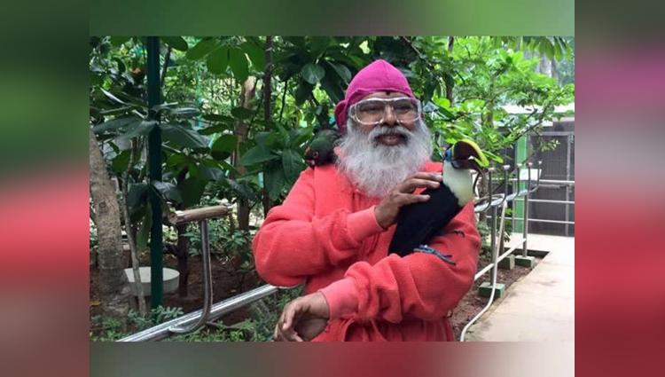 guinness world record holder sachchidananda-swamiji