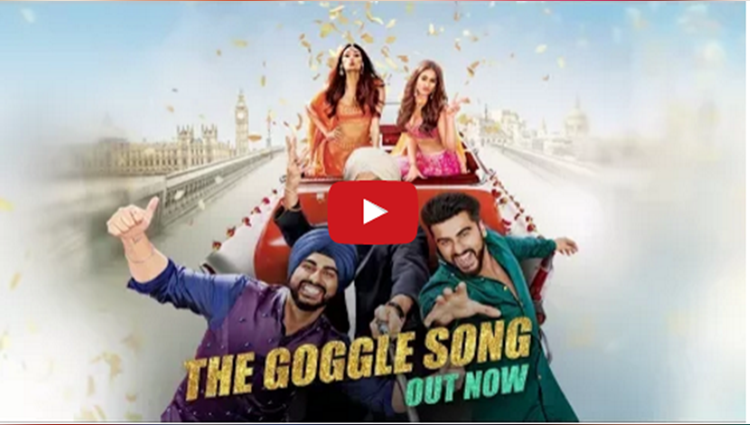 Mubarakan The Goggle Song