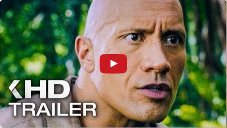 JUMANJI 2 OFFICIAL TRAILER