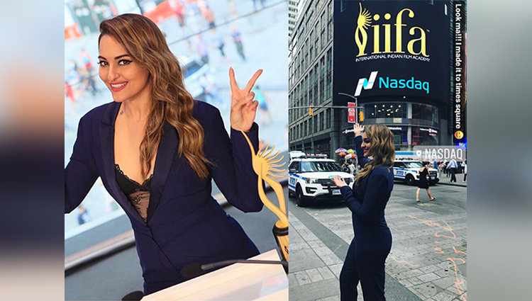 Sonakshi Sinha Goes Blonde For IIFA And We Have Pictures!