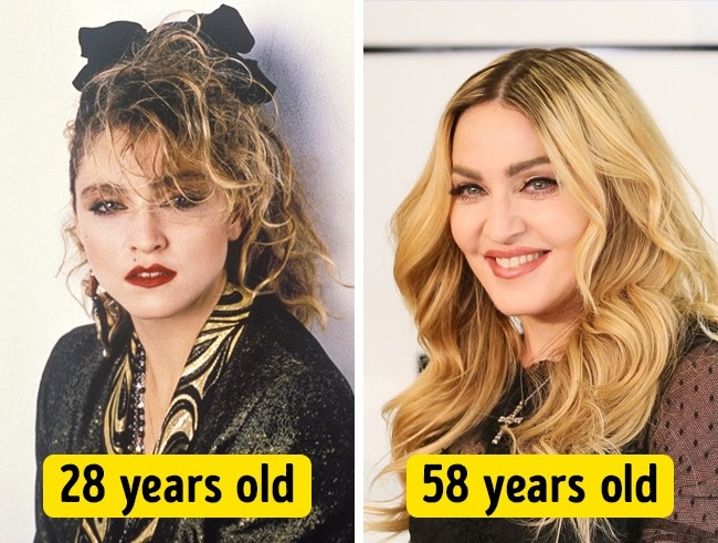 Drastic And Amazing Makeover Of Celebrities That Make Them Look Better In Their 40s