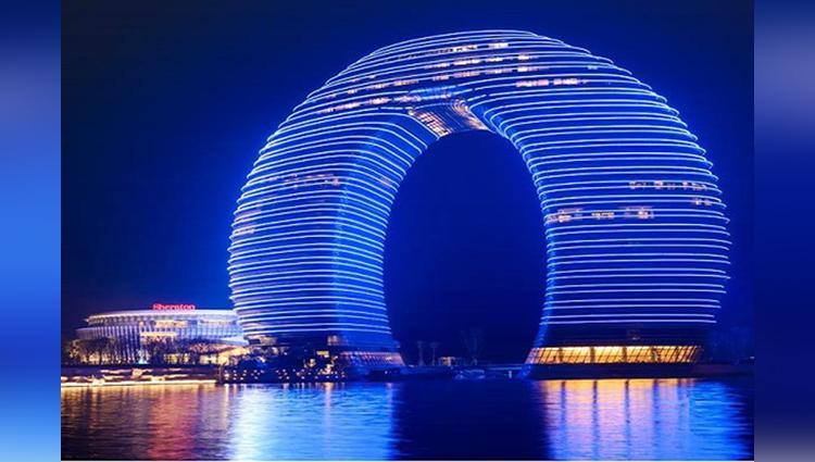Top 10 weird hotels in the world