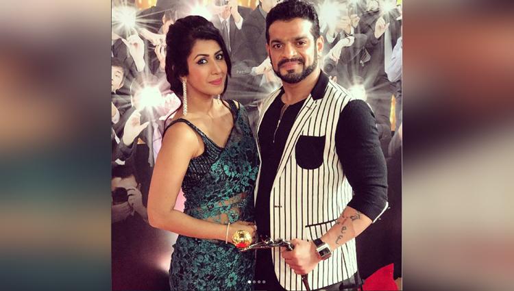 karan patels actress wife ankita bhargavas recent photoshoot