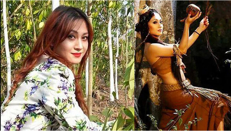 manipuri transgender india most beautiful transgender bishesh huirem