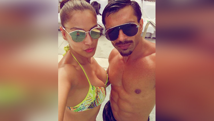 bipasha Basu and hubby Karan Singh Grover still holidaying in the US