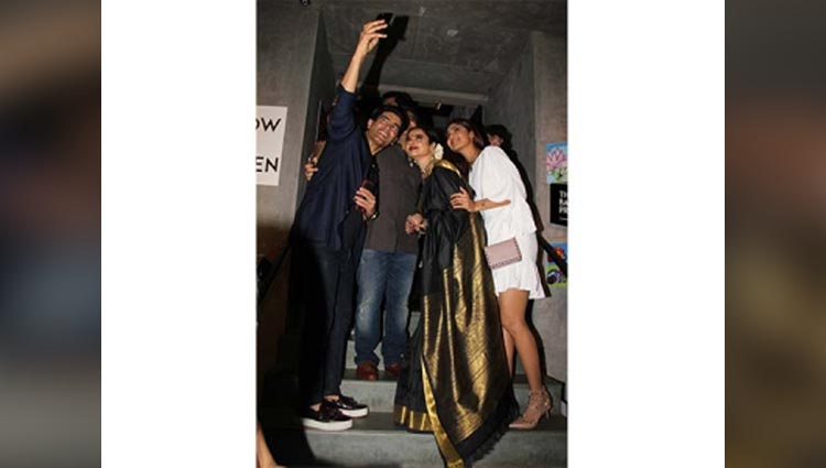 Celebrities Of Tinsel Town Attended The Birthday Bash Of Jitesh Pillai