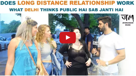 Long Distance Relationship public reaction