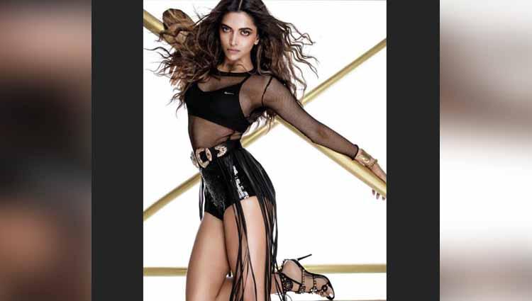 Deepika Padukone And Anushka Sharma Dazzles The Cover Of Latest Photoshoot