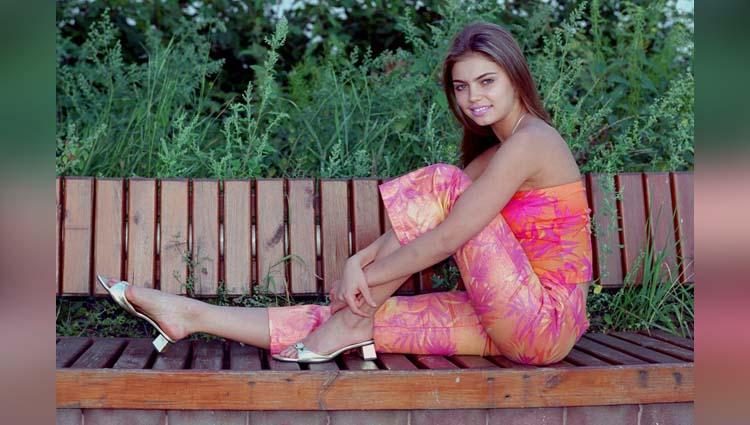 Alina Maratovna Kabaeva woman politician