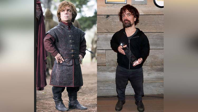 Look At The Pictures Of The Game Of Thrones's Character In A Real Avatar