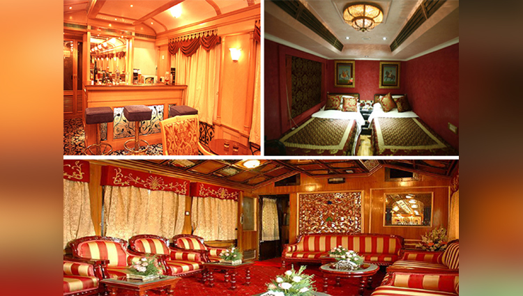 luxury train maharaja express india