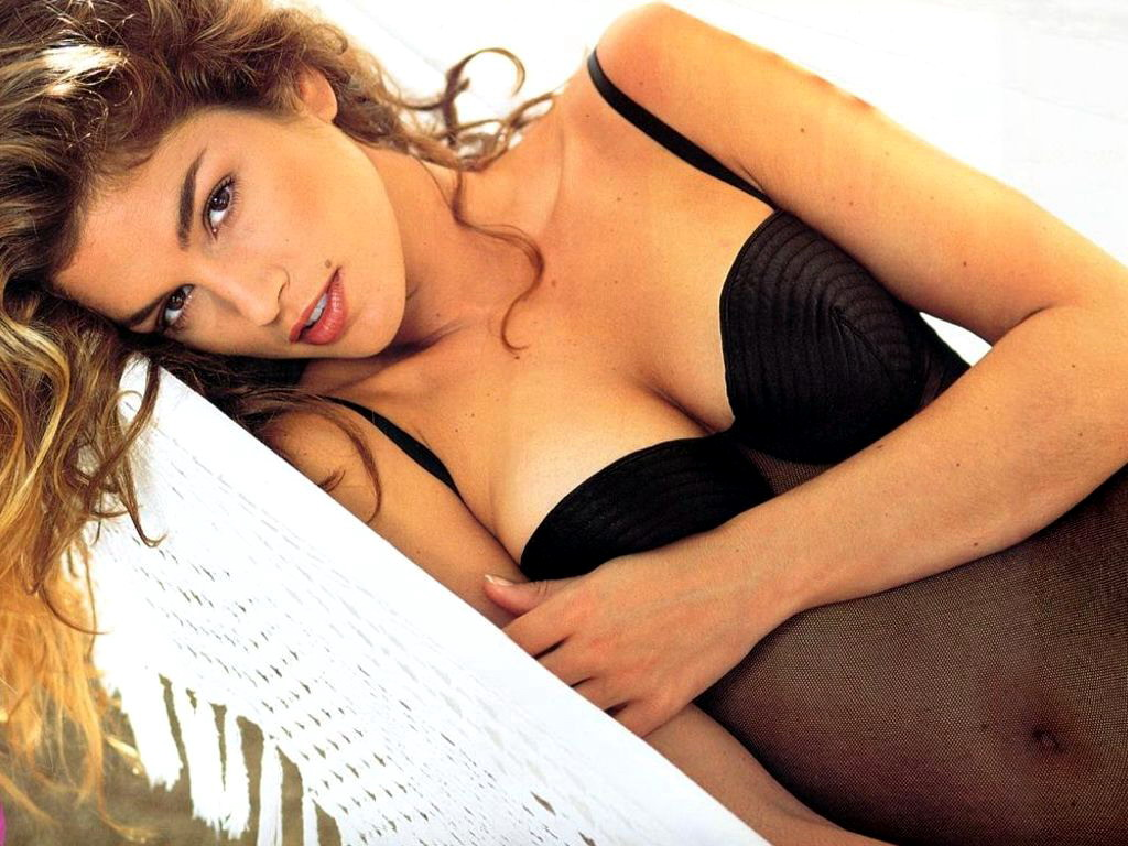 hottest photos of Cindy crawford