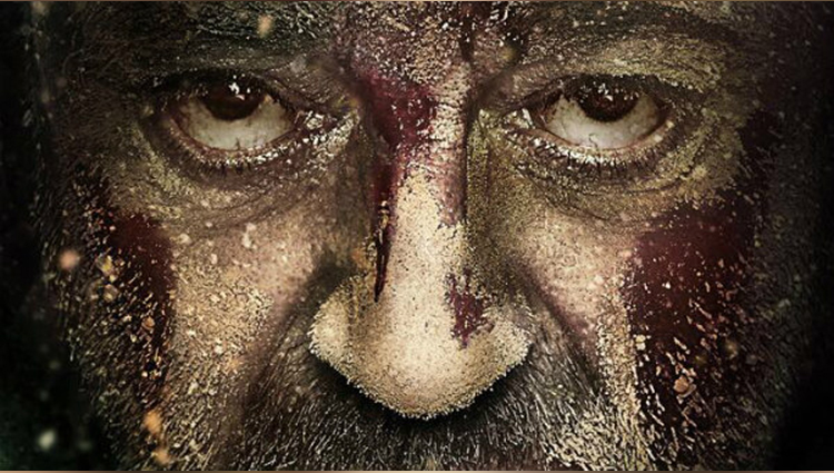 Sanjay Dutt's bloodied look is intriguing in new 'Bhoomi' poster!
