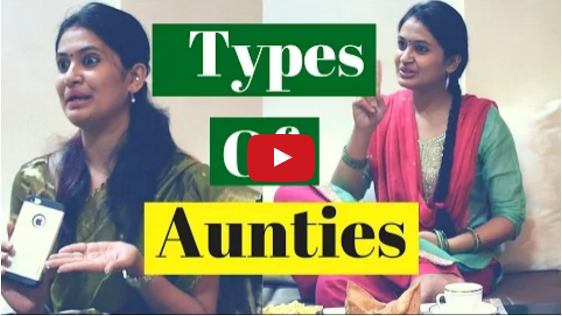 Types Of Aunties