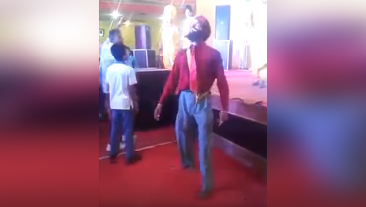 Punjabi Uncle Funny Dance Viral Video