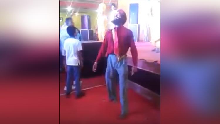 Punjabi Uncle Funny Dance Viral Video
