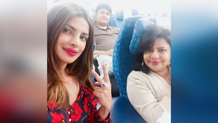 this is how priyanka chopra celebrated her 35th birthday