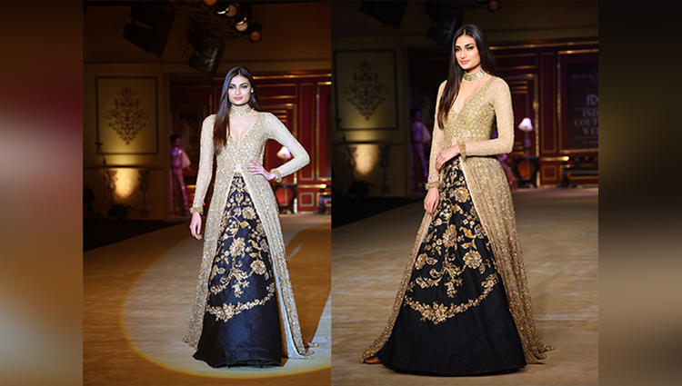 Athiya Shetty Steals The Show With Her More Than Perfect Ramp Presence