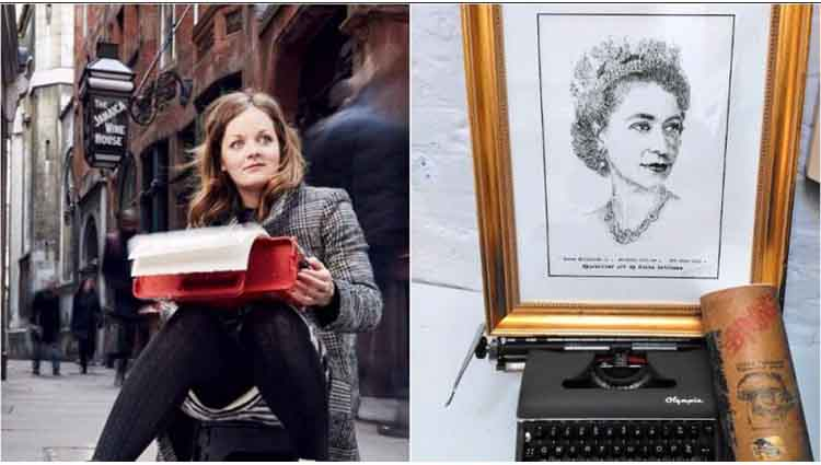 meet the typewriter artist