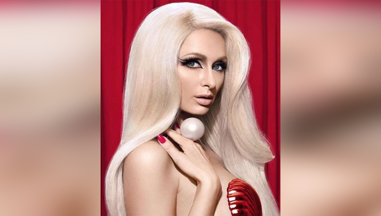 Paris Hilton share her old Photoshoot photos