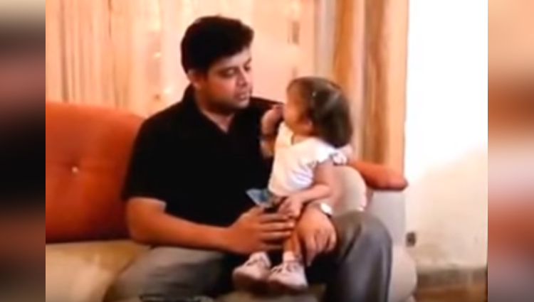 Superb Acting Of This Little Cute Baby