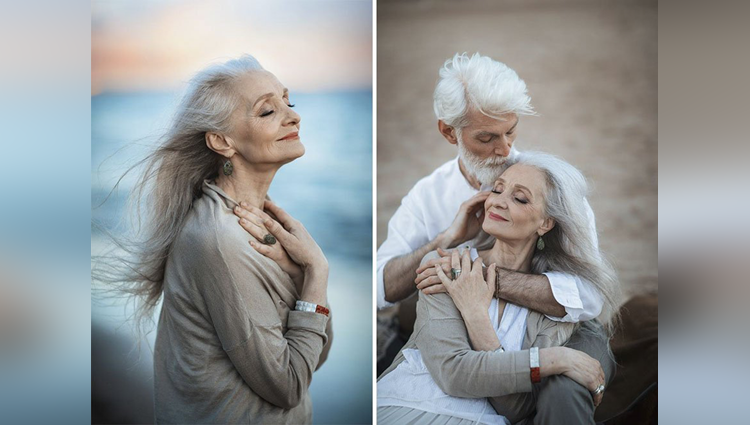 Beautiful Photo Captures Elderly Couples Enduring Love