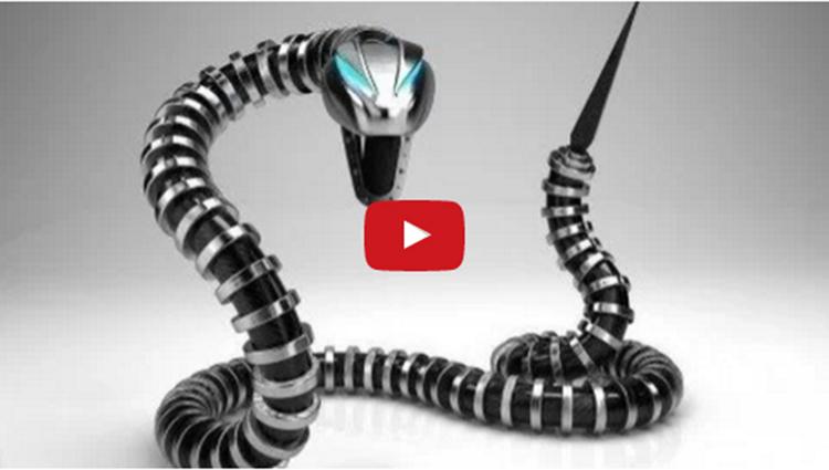 Top 10 Amazing Robots