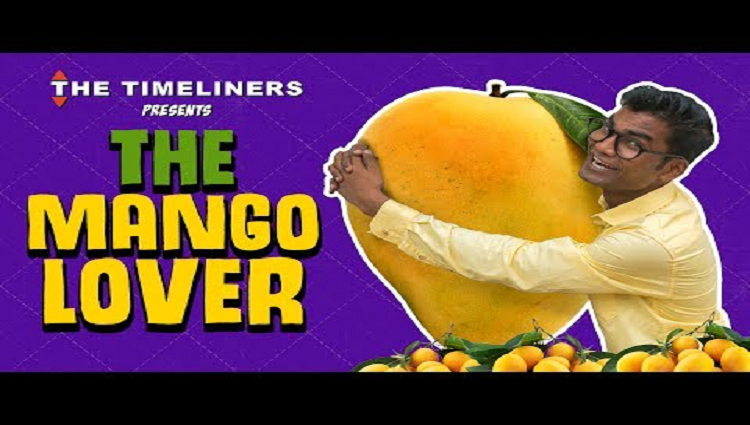 The Mango Lover The Timeliners