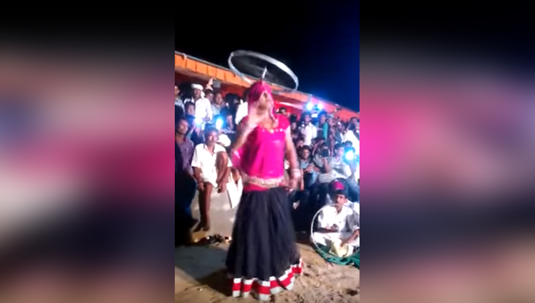 rajasthani dance video viral
