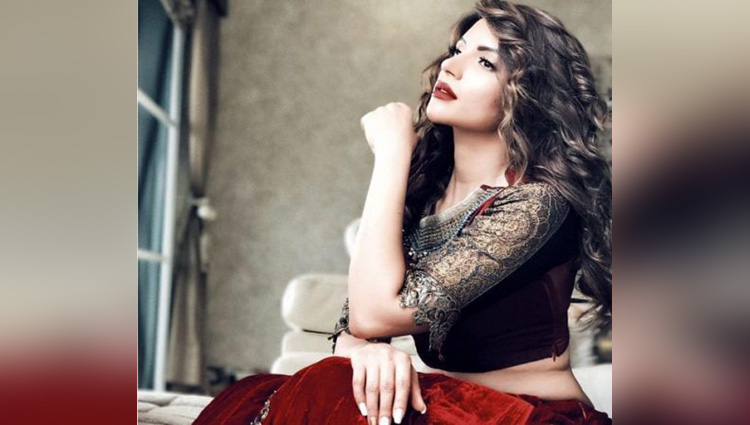 Shama Sikandar's Artistical Bridal Photoshoot Is What You Should See