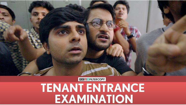 FilterCopy TEE Tenant Entrance Examination Ft Veer Rajwant Singh Akash Deep Arora