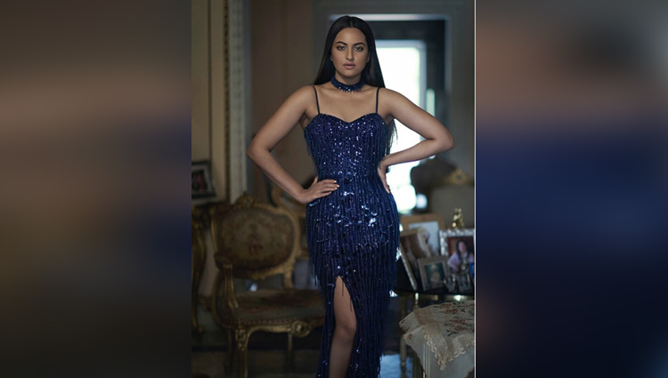 Sonakshi Sinha's Latest Shoot For Zara Umrigar Is Quite Sexy!