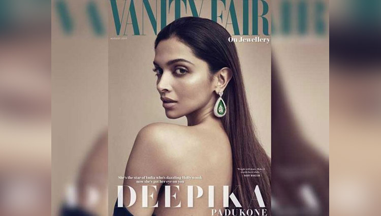 Deepika Padukone Stuns On The Latest Cover Of Vanity Fair
