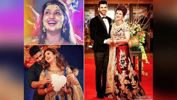 Wedding Anniversary Divyanka Tripathi And Vivek Dahiya Album