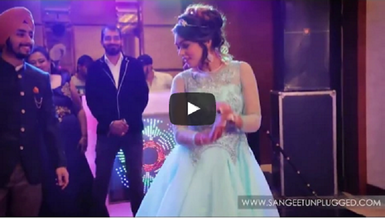 Nai Jaana Beautiful performance by Bride