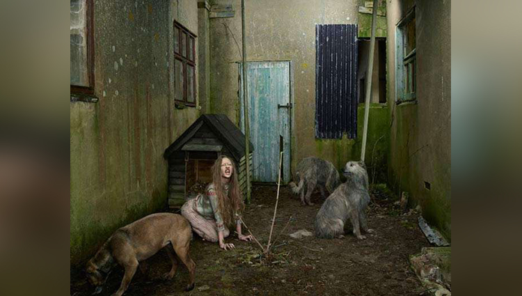 Shocking Real Stories Of Feral Children Told With Dark