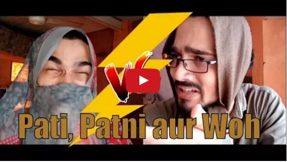 BB Ki Vines latest video Pati, Patni aur Woh