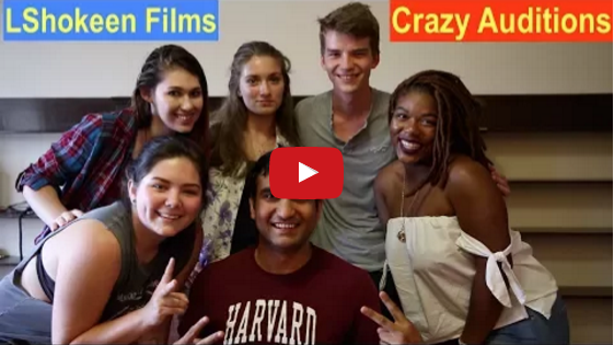 When foreigners gave hilarious auditions