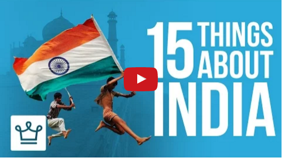 15 Things You Didnt Know About India